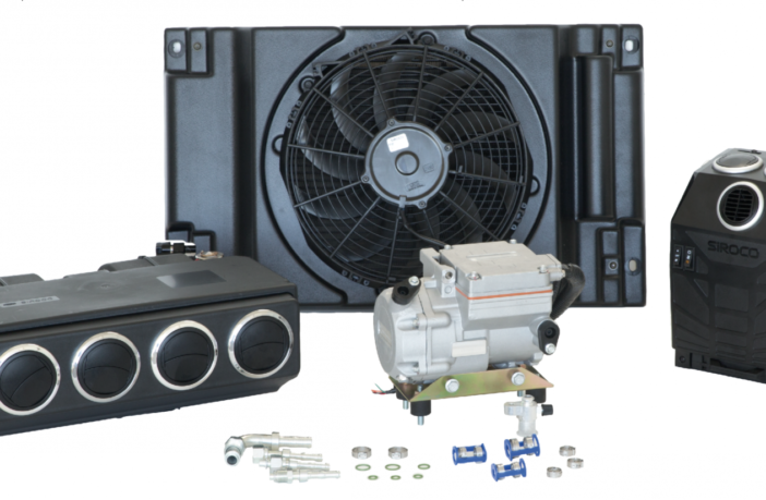Siroco's HVAC solutions continue serving a range of