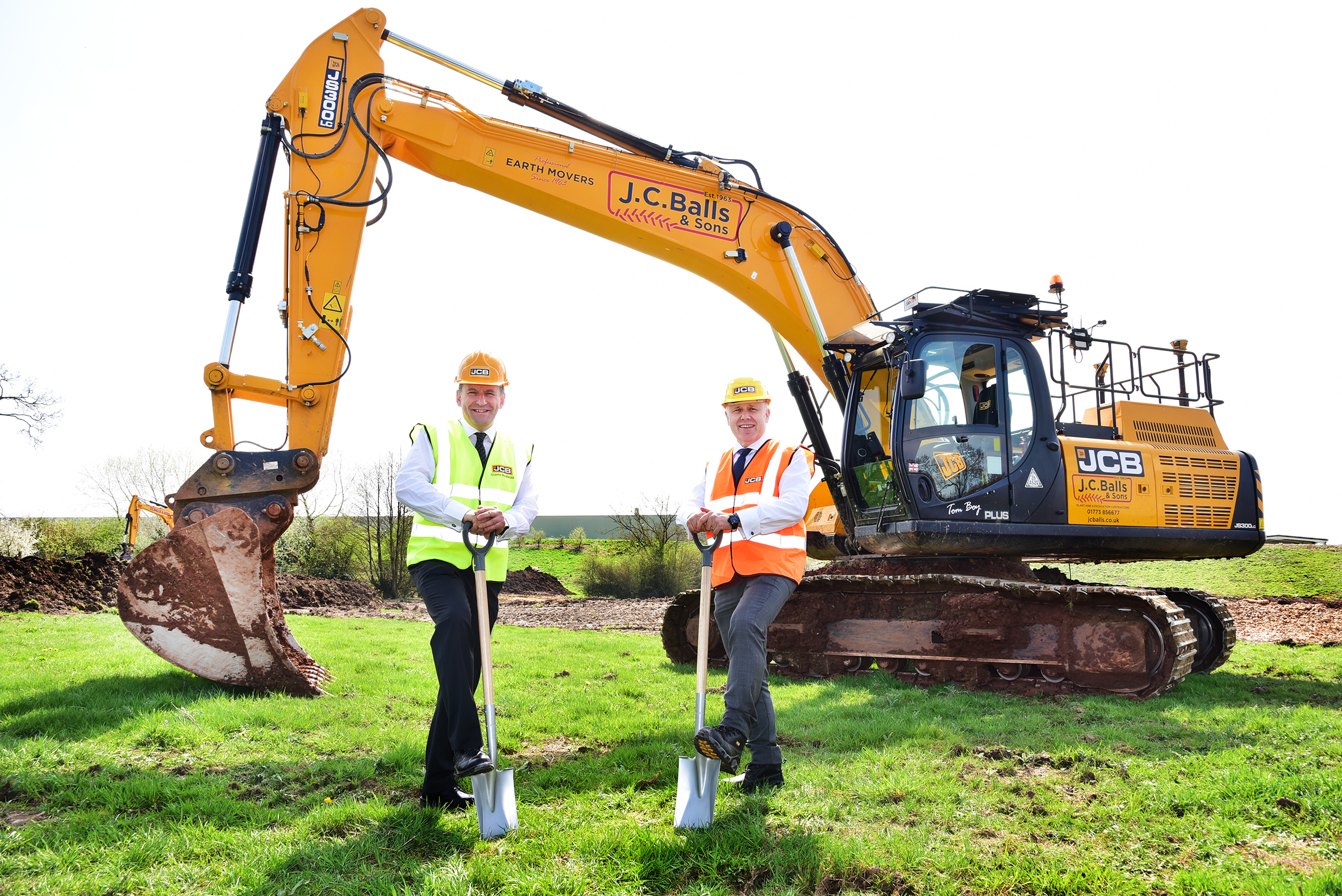 Quick Quiz: How many cabs a year will JCB be capable of