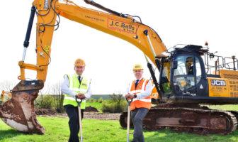 JCB invests millions in UK plant