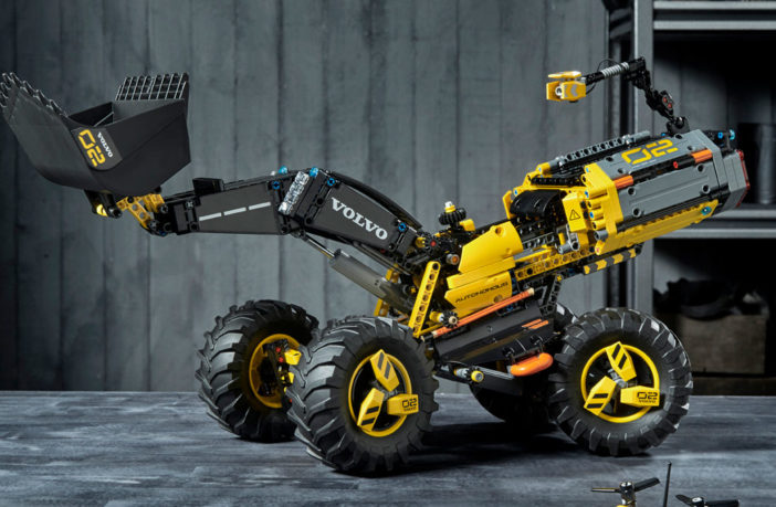 Kids inspire Volvo and Lego concept vehicle