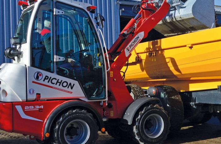 Mecalac acquires Pichon