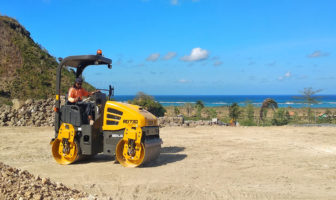 SDLG launches RD730 in Indonesia
