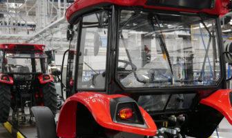 Zetor updates design of Major tractor