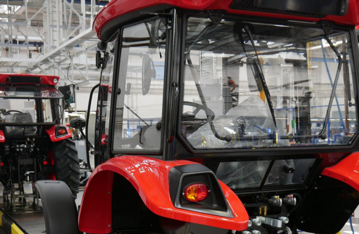 Zetor updates design of Major tractor