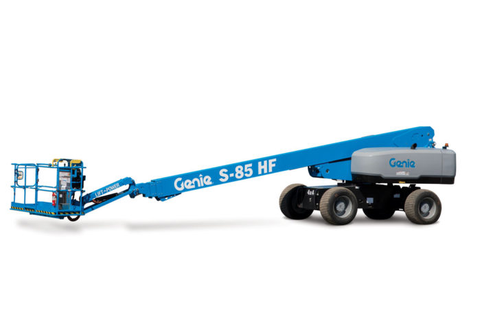 Genie launches high-performing float booms