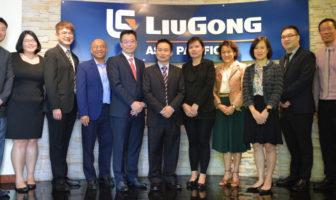 LiuGong extends Southeast Asian links