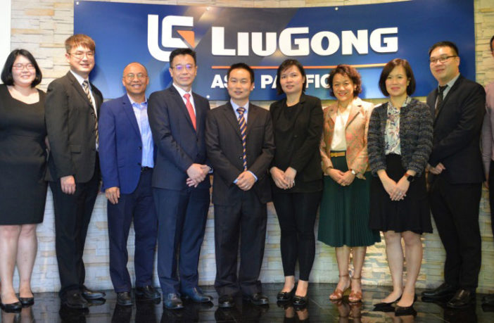 LiuGong extends Southeast Asian links