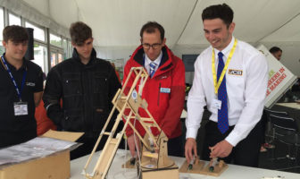 CEA-backed engineering challenge extended CEA-backed engineering challenge extended