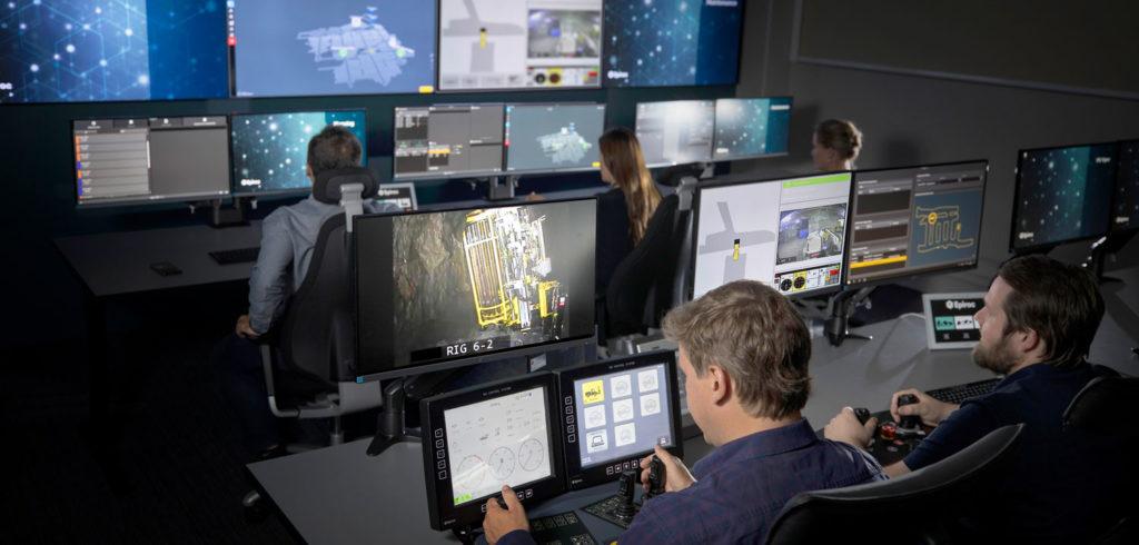 Epiroc opens technology showroom