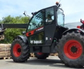 Bobcat launches compact telehandler for heavy-lift applications