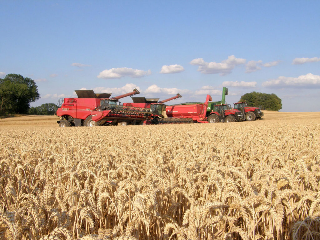 Case IH launches Axial-Flow 250 series combines for 2019 harvest