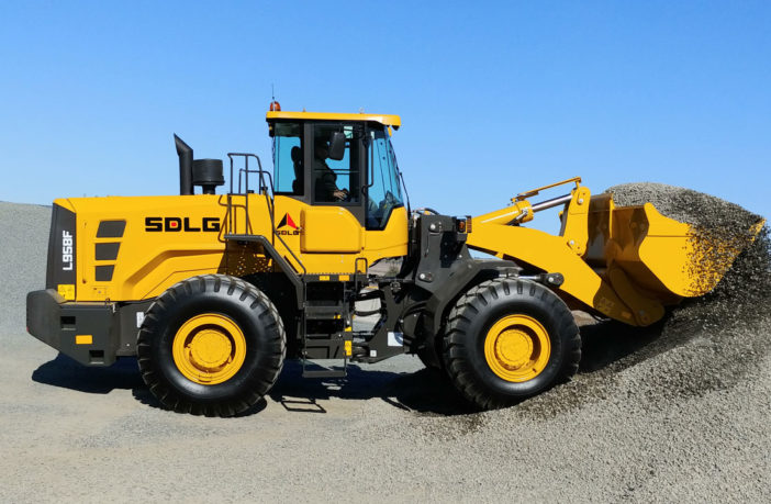 Chinese OEM releases wheel loader in Australia