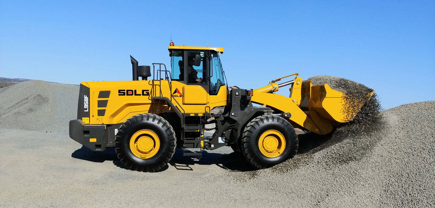 Chinese OEM releases wheel loader in Australia | Industrial Vehicle  Technology International