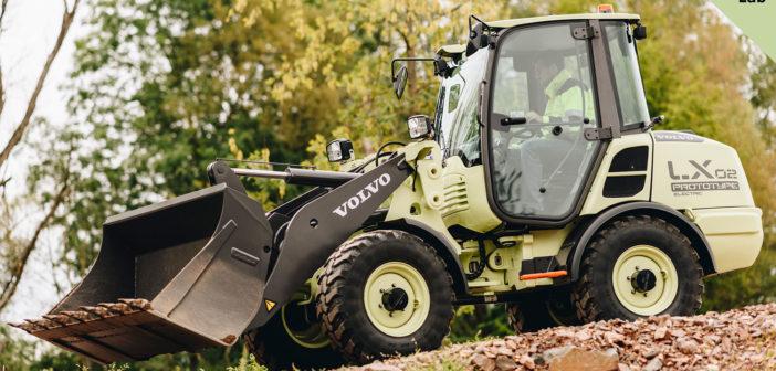 Quick quiz: Volvo's electric wheel loader