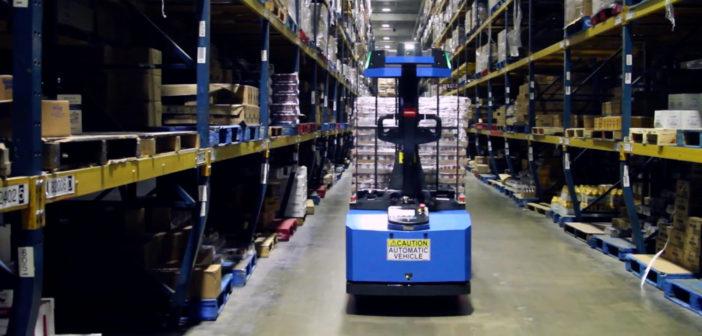 Seegrid expands automated machine range