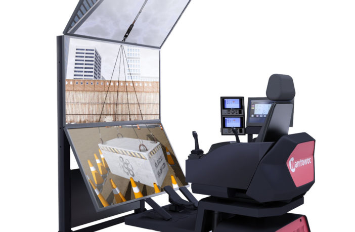 Manitowoc simulators ready for staff training