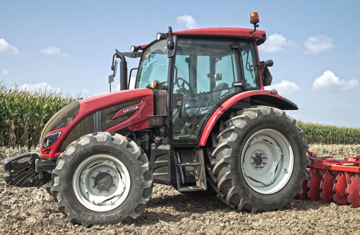 Continental and Valtra develop radial tractor tire
