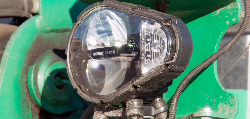 Industrial vehicle lighting to benefit from Nikon CT system