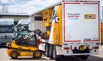 JCB LPG forklifts reach Stage V early