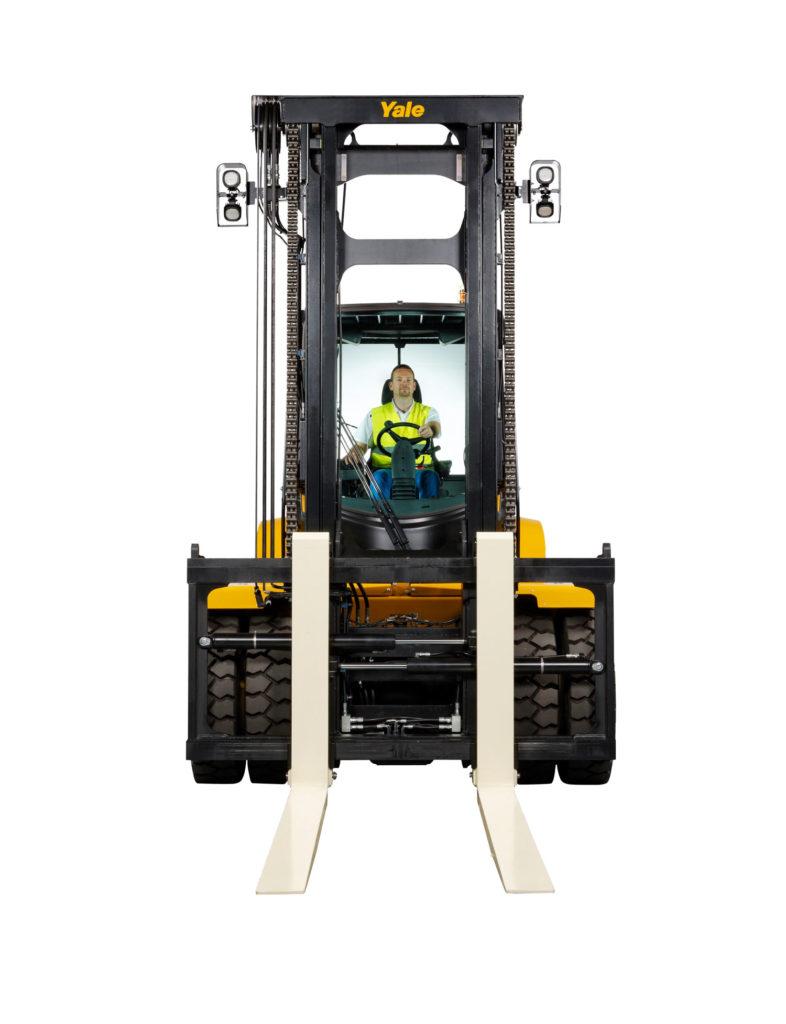 Yale updates lift-truck range