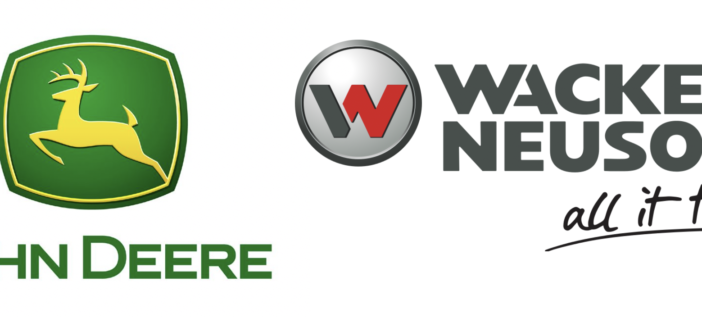 John Deere and Wacker Neuson unite for Asia-Pacific