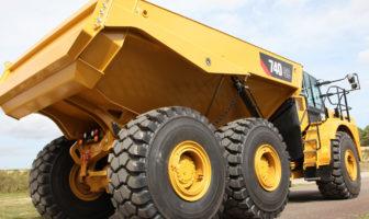 Caterpillar reintroduces 40-ton ADT