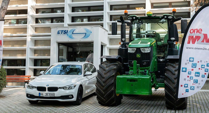 ETSI and John Deere develop talking tractor tech