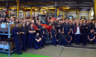 Tobroco-Giant reaches machine milestone