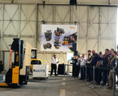 Yale shows off its material handling robots