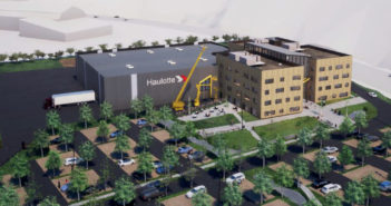 Quick quiz: Haulotte's new HQ