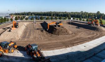 Hitachi launches hydraulic excavator