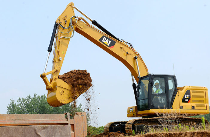 Caterpillar to showcase 30 machines at Bauma China