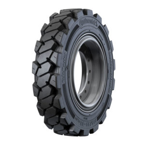 JLG and Continental develop telehandler tire