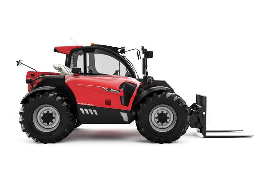Manitou unveils trio of new machines