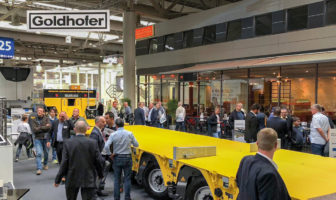 Goldhofer premieres heavy haulage vehicles at IAA
