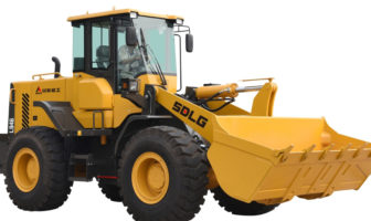 SDLG wheel loaders in India