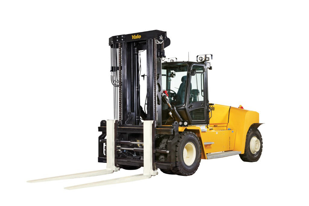 Yale launches high capacity lift-truck