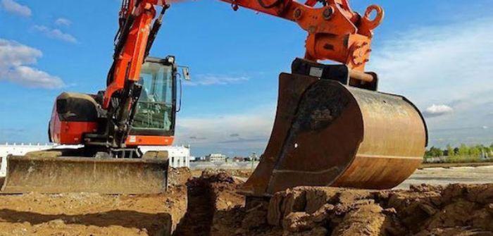 Crawler excavators most popular UK construction vehicle