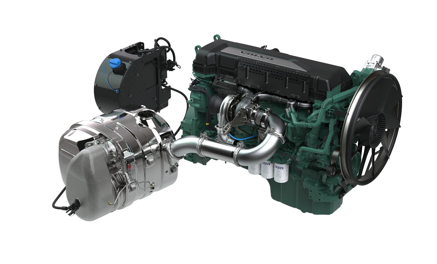 volvo penta introduces new china iv ready engine tech industrial Volvo Penta 130 Engine volvo penta introduces new china iv ready engine tech