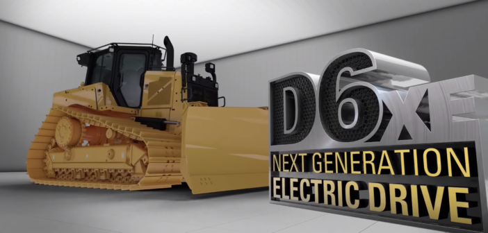 Inside the new Cat Electric Drive power train