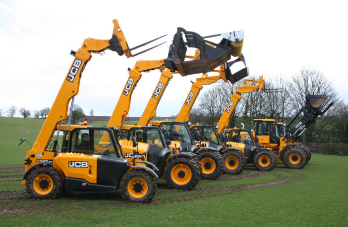 Lamma 2019 to feature wide range of JCB vehicles