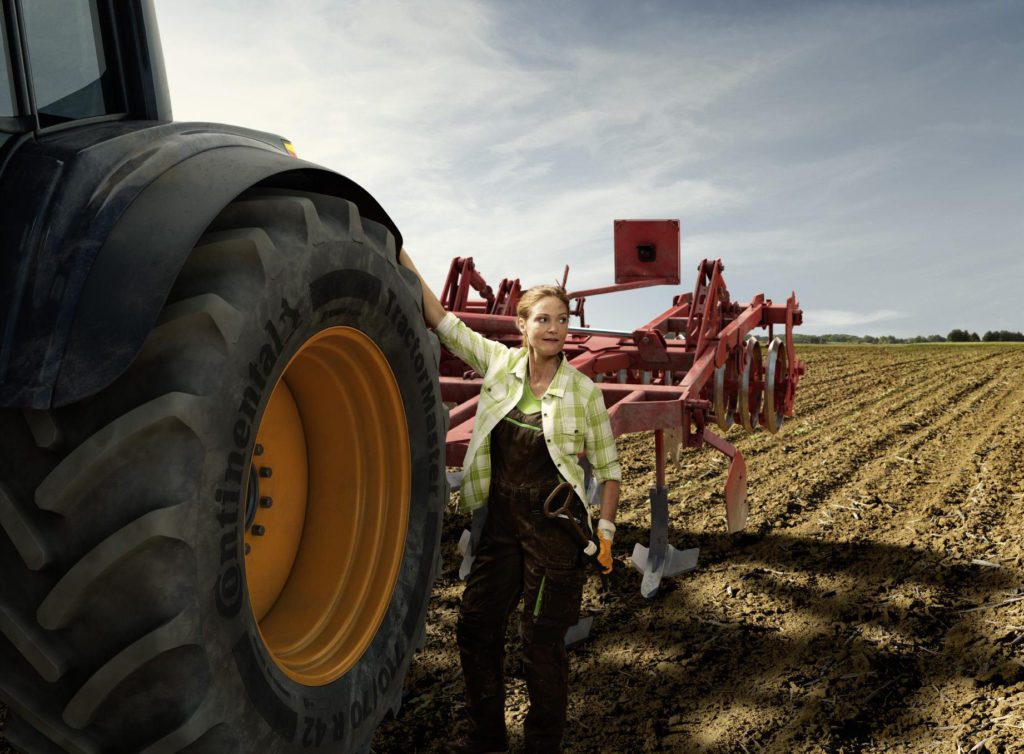 Continental focuses on tractors and combine harvesters