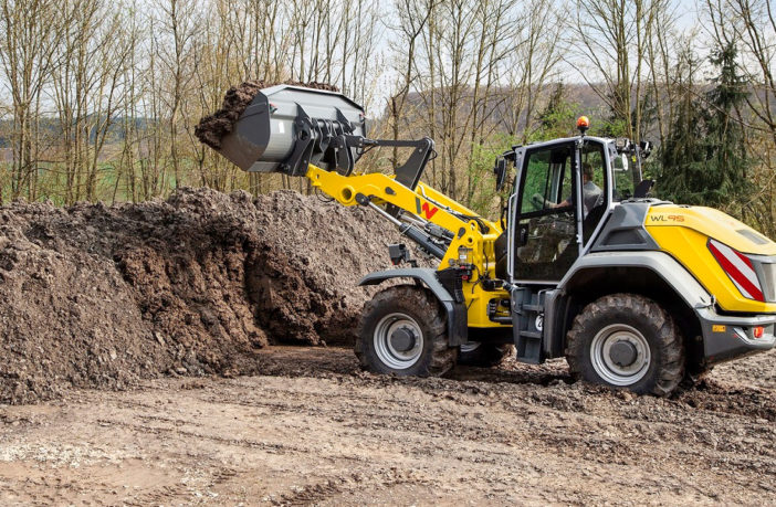 Wacker Neuson enters the heavyweight market