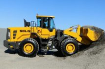 SDLG targets India with wheel loader