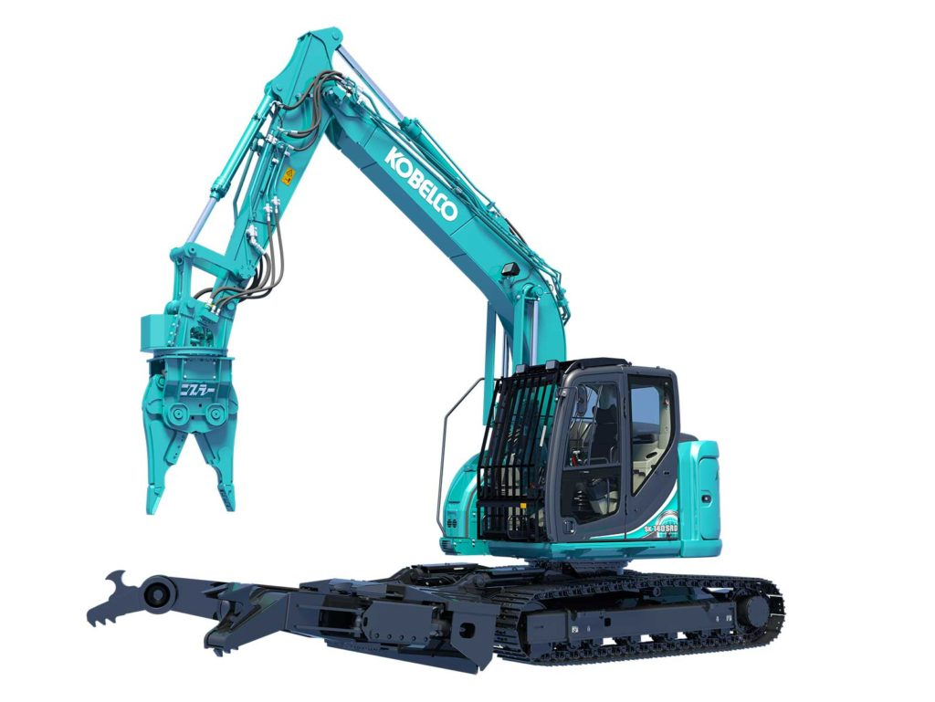 Kobelco reduces NOx by 88%