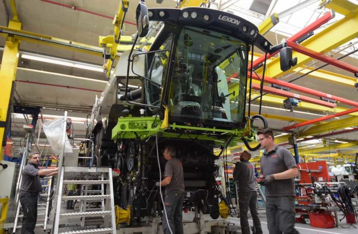 Claas R&D spend is biggest ever
