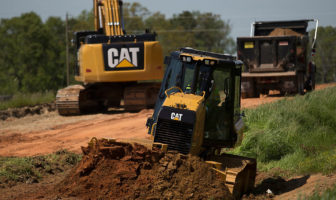 Clever grade control tech from Caterpillar