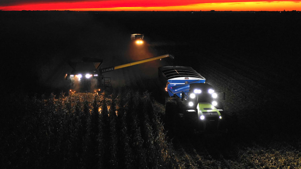 Claas sets two Guinness World Records