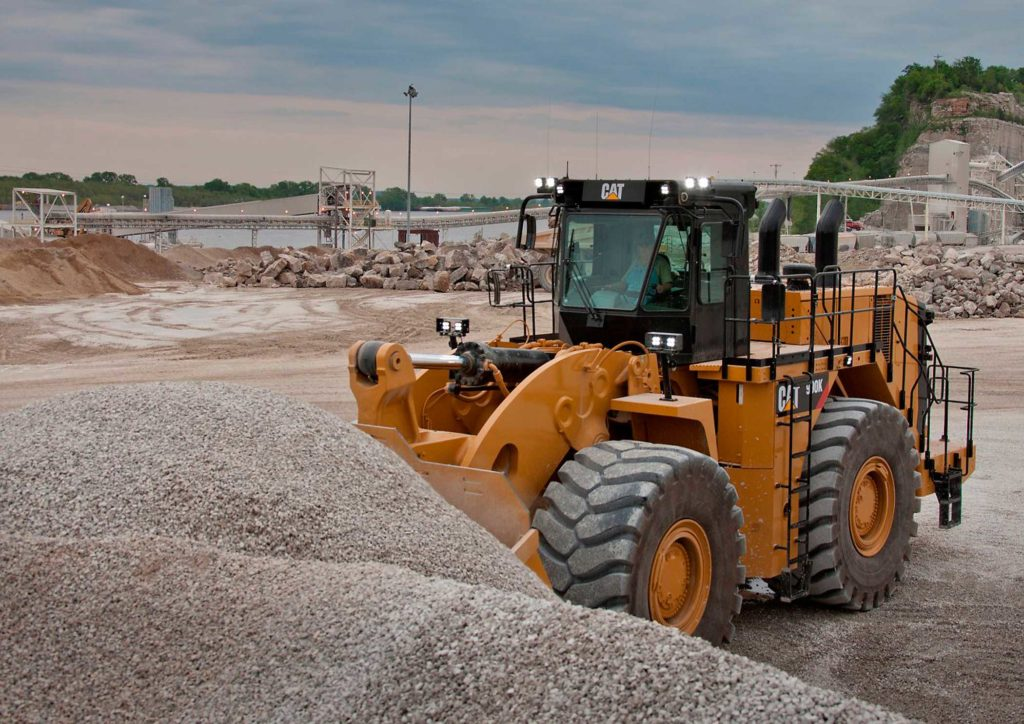 Caterpillar boosts wheel loader productivity