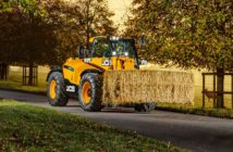 JCB upgrades Loadall cab